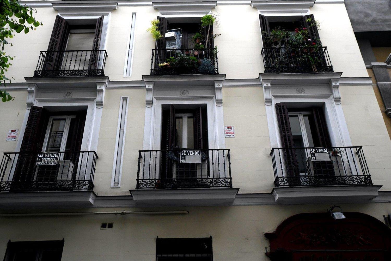 La venta de casas sube un 6,8% en agosto, la primera cifra positiva...